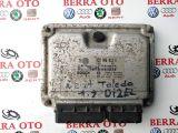 SEAT TOLEDO  MOTOR BEYNİ 038906012K