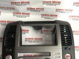 Nissan Navara D40 teyp çerçevesi kalorifer ızgarası