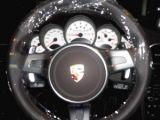 Porsche Sedef Kaplama, Direksiyon Kaplama, Maun Kaplama, Deri Kaplama