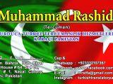 tercümanlık hizmetleri karaçi lahor Pakistan